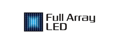 Логотип Full Array LED