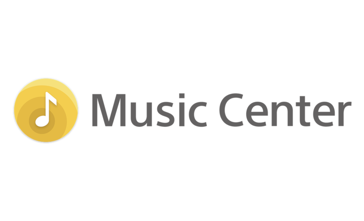 Логотип програми Sony | Music Center